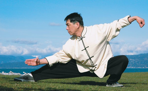 Traditionelle Yang Style Taijiquan Form mit 103 Bewegungen