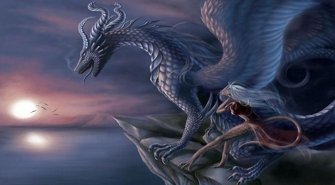 Der blaugrüne Drache schießt aus dem Wasser – 青龙出水 (qīng lóng chū shuǐ)