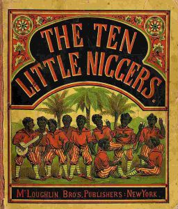 The Ten Little Niggers von Frank J. Green von 1869