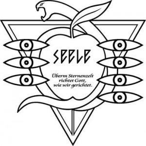 Quelle: Studio Khara, Hideaki Anno  Logo der Organisation SEELE aus dem Film Evangelion:1.01 – You are (not) alone.