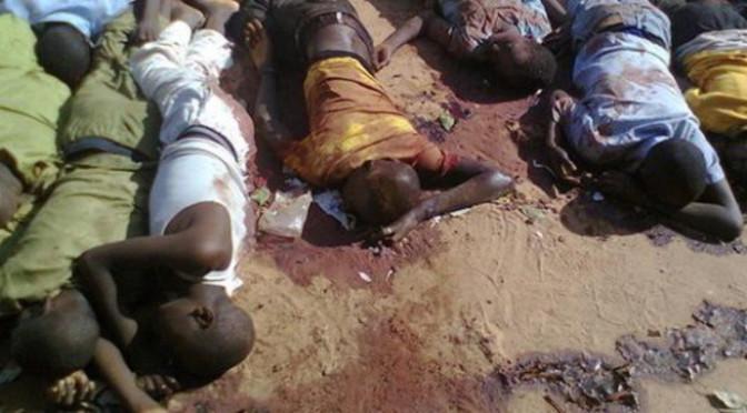 Procol Harum und Boko Haram – fern von Hier und Jetzt