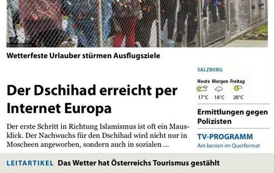 Reiseverbot für Islamisten