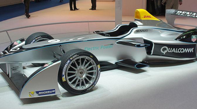 FIA-Formel-E-Meisterschaft – los geht's!