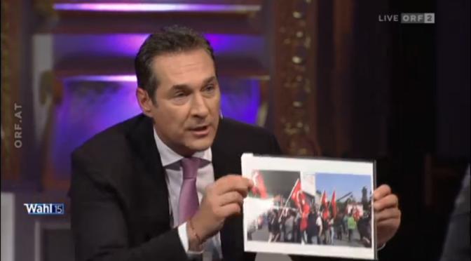 """""""Mein Kampf – ein Krampf"""" oder """"Wien-Wahl 2015: Diskussion der Spitzenkandidaten"""""""