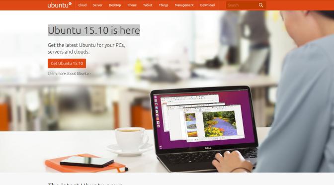 Ubuntu 15.10: Wily Werewolf ist da