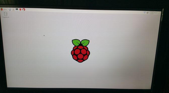 Installation von Raspbian und OpenCV auf Raspberry Pi 3; Teil 2