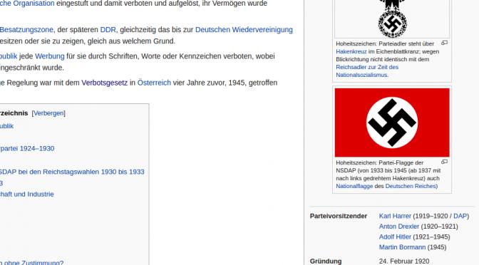 Ist Österreich ein Nazi-Land?