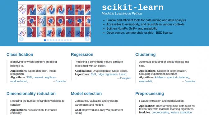 Maschinelles Lernen mit Python 2b