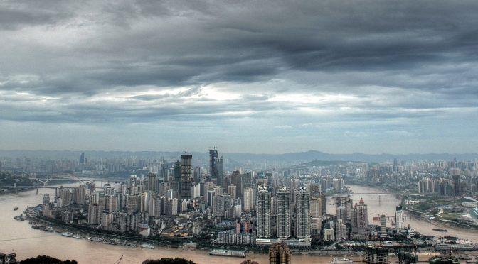 Die größte Stadt der Welt – Chongqing (Chóngqìng Shì, 重庆市)